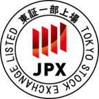 Tokyo Stock Exchange Listed